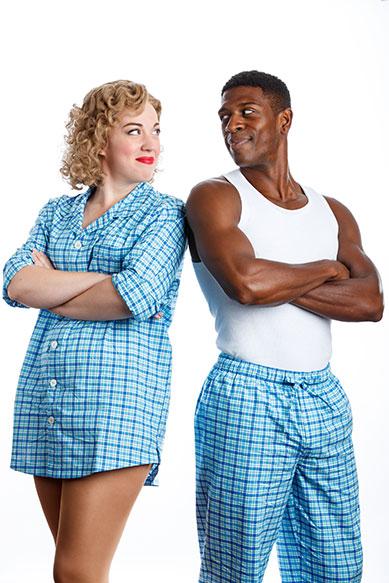 Pajama Game promo image